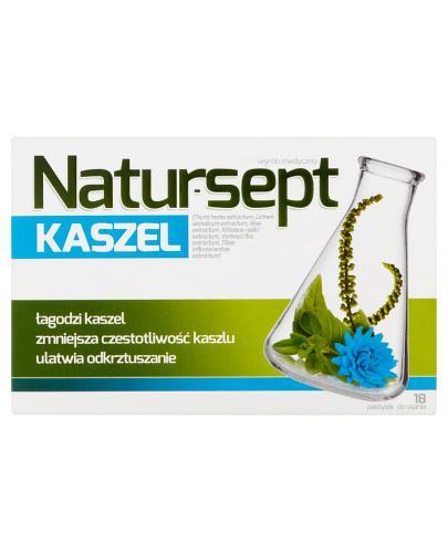 NATUR-SEPT KASZEL - 18 past. - Drogeria Melissa