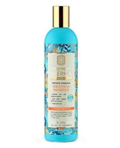 NATURA SIBERICA PROFESSIONAL Rokitnikowy szampon intensywne nawilżanie - 400 ml - Apteka internetowa Melissa