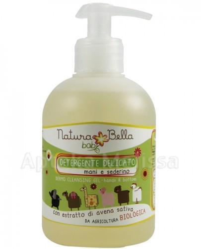 NATURA BELLA BABY Antybakteryjny płyn do mycia rączek i pupy - 300 ml - Apteka internetowa Melissa