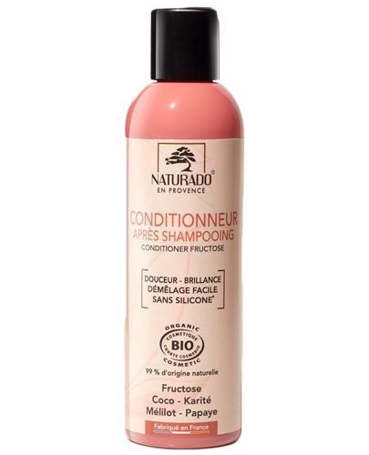 Naturado Odżywka z fruktozą ułatwiająca rozczesywanie włosów - 200 ml - cena, opinie, właściwości - Drogeria Melissa