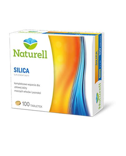 NATURELL SILICA - 100 tabl. - Drogeria Melissa