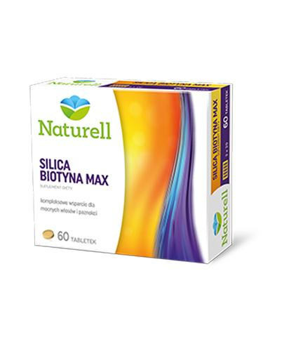 NATURELL SILICA BIOTYNA MAX - 60 tabl.