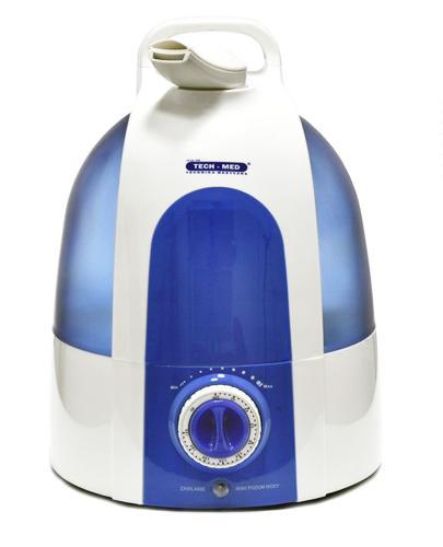 TECH-MED Nawilżacz powietrza ultradźwiękowy TM-ULTRA 3 - 1 szt. - Apteka internetowa Melissa