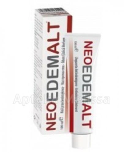 NEOEDEMALT Maść przeciwobrzękowa - 100 ml - Apteka internetowa Melissa