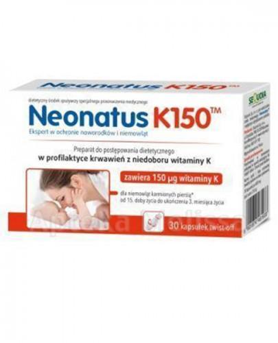 NEONATUS K150 - 30 kaps. - Apteka internetowa Melissa