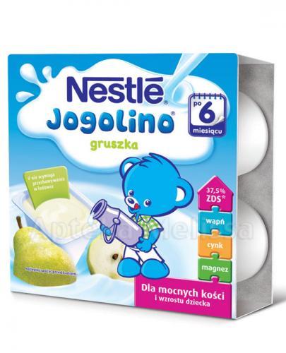 Nestle Jogolino gruszka po 6 m-cu 400g(4x1