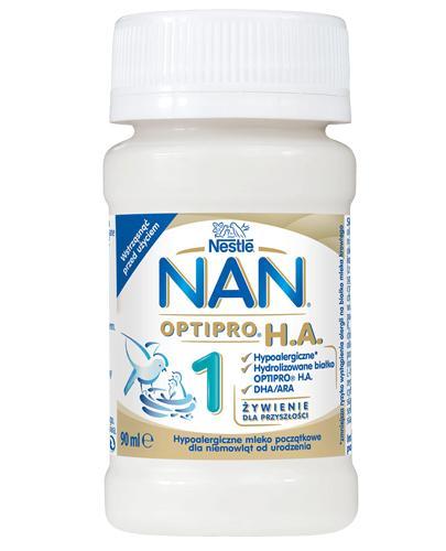 Nestle Mleko NAN HA RTF 90 ml  – Apteka internetowa Melissa