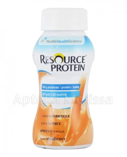 RESOURCE PROTEIN Smak morelowy - 200 ml - Apteka internetowa Melissa