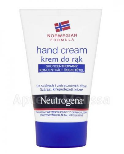 NEUTROGENA FORMUŁA NORWESKA Krem do rąk - 50 ml - Apteka internetowa Melissa