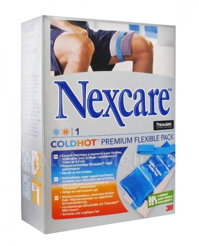 NEXCARE COLD HOT PREMIUM FLEXIBLE PACK Zimno-ciepły okład - 1 szt