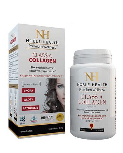 NOBLE HEALTH CLASS A COLLAGEN - 90 tabl.