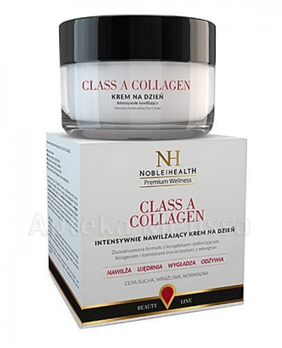 NOBLE HEALTH  Class A Collagen Krem  Intensywnie nawilżający na dzień - 50 ml