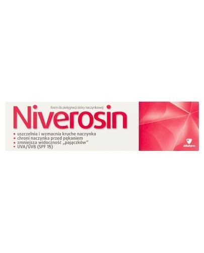 NIVEROSIN Krem do skóry naczynkowej - 50 g - Apteka internetowa Melissa