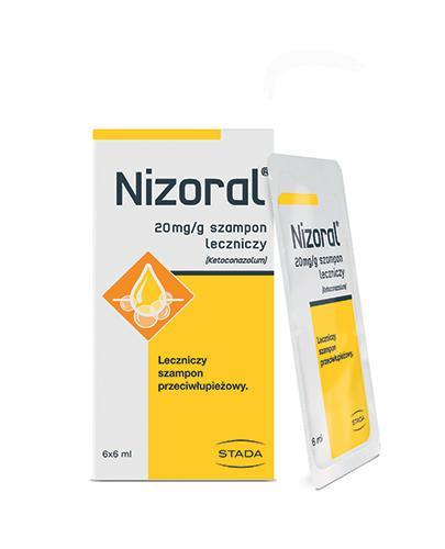 NIZORAL - 6 x 6 ml