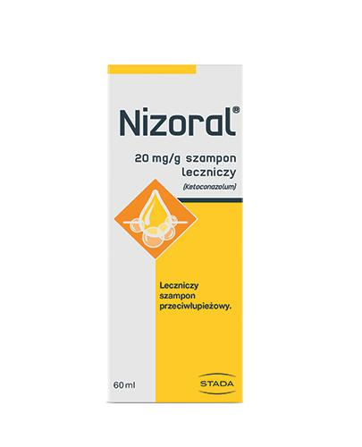 NIZORAL - 60 ml - Apteka internetowa Melissa