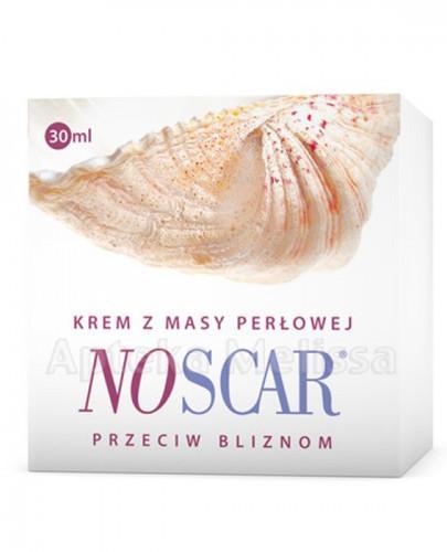 NO-SCAR Krem z masy perłowej przeciw bliznom - 30 ml