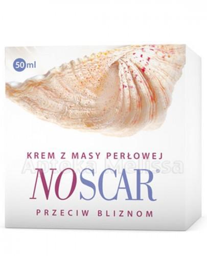 NO-SCAR Krem z masy perłowej przeciw bliznom - 50 ml - Drogeria Melissa