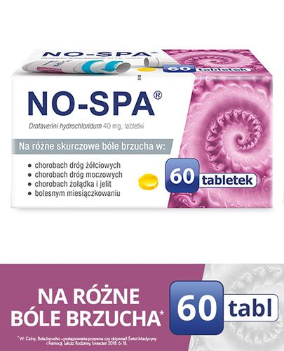 NO-SPA - 60 tabl.