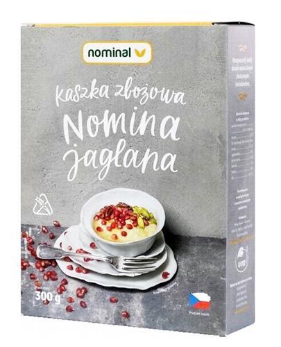 NOMINAL Kaszka jaglana - 300 g - cena, właściwości, opinie