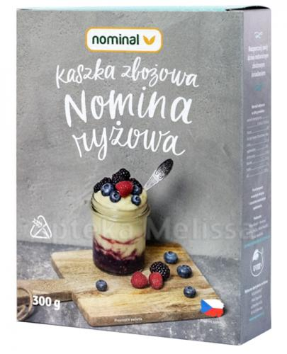 NOMINAL Kaszka ryżowa - 300 g