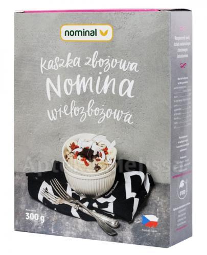 NOMINAL Kaszka wielozbożowa - 300 g - Drogeria Melissa