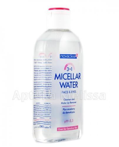 NOVACLEAR Płyn micelarny 3w1 - 200 ml - Apteka internetowa Melissa