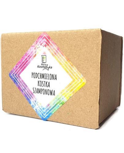 Nowa Kosmetyka Podchmielona kostka szamponowa - 75 g - cena, opinie, stosowanie - Drogeria Melissa