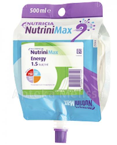 NUTRINIMAX ENERGY 1 kcal/ml - 500 ml - Apteka internetowa Melissa