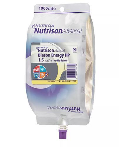 NUTRISON ADVANCED DIASON ENERGY HP 1,5 kcal/ml Smak waniliowy -  1000 ml