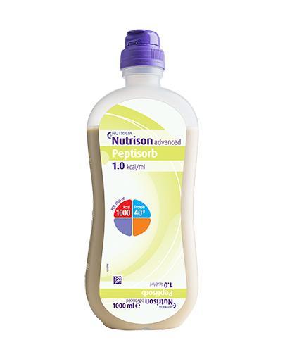 NUTRISON ADVANCED PEPTISORB 1.0 kcal/ml - 1000 ml Data ważności 2020.12.21 - Apteka internetowa Melissa