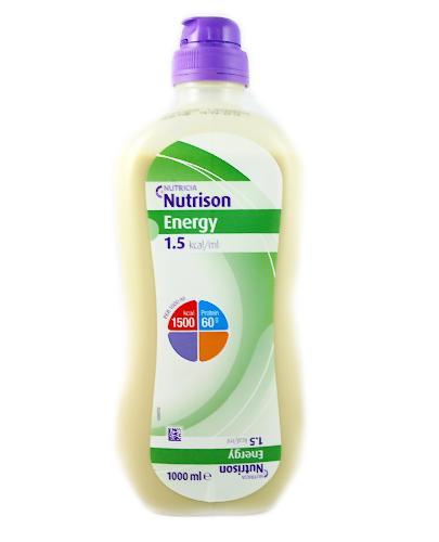 NUTRISON ENERGY 1.5 kcal/ml (butelka) - 1000 ml - cena, stosowanie, opinie  Data ważności: 2020.04.30 - Apteka internetowa Melissa