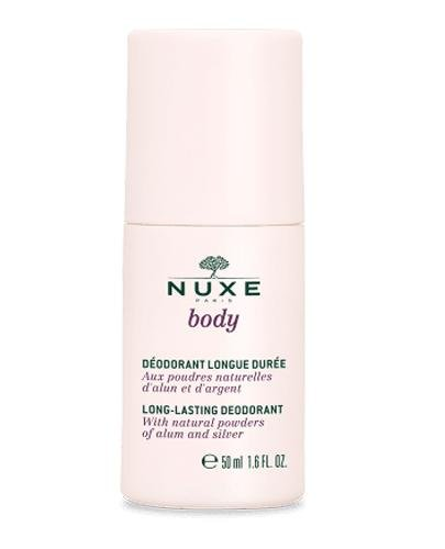 NUXE BODY Mineralny dezodorant o długotrwałym działaniu roll-on - 50 ml - Apteka internetowa Melissa