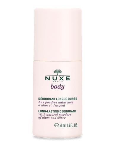 NUXE BODY Mineralny dezodorant o długotrwałym działaniu roll-on - 50 ml - Drogeria Melissa