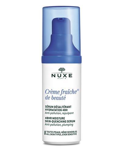 NUXE CREME FRAICHE DE BEAUTE 48-godzinne serum nawilżające - 30 ml - Drogeria Melissa