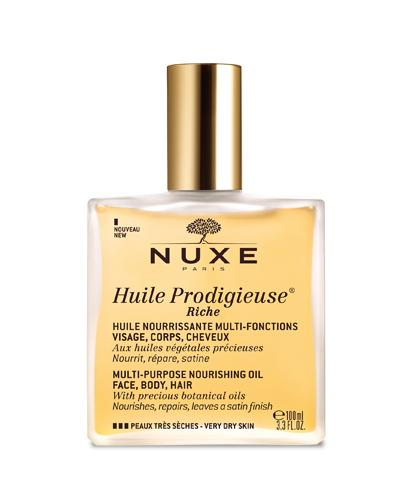 NUXE HUILE PRODIGIEUSE RICHE Suchy olejek - 100 ml