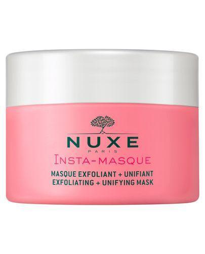 NUXE INSTA-MASQUE Złuszczająca maska ujednolicająca skórę - 50 ml - z naturalną krzemionką - cena, opinie, właściwości - Drogeria Melissa