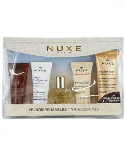 NUXE Zestaw wakacyjny z kosmetyczką - 1 szt.