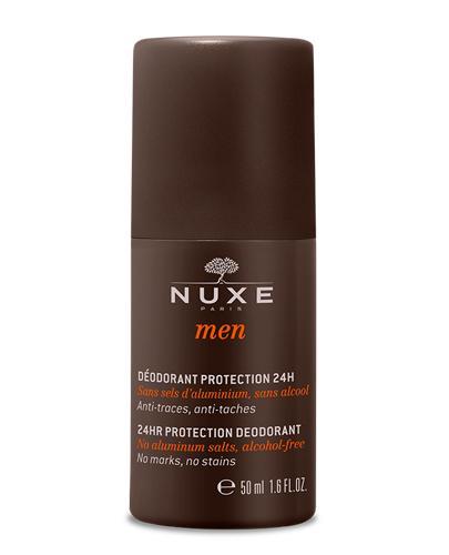 NUXE MEN Dezodorant roll-on zapewniający całodobową ochronę - 50 ml - Drogeria Melissa