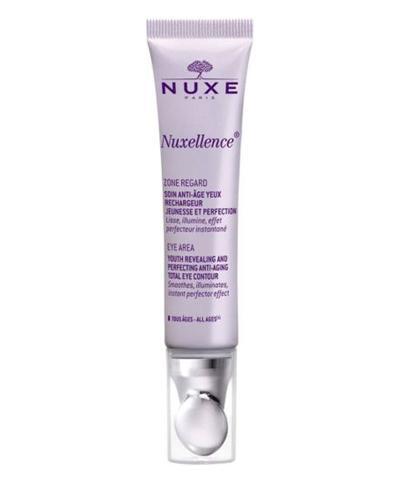 NUXE NUXELLENCE Przeciwstarzeniowy krem do pielęgnacji okolic oczu - 15 ml
