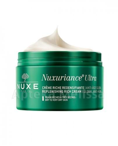 NUXE NUXURIANCE ULTRA Krem o wzbogaconej konsystencji poprawiający gęstość skóry - 50 ml - Apteka internetowa Melissa