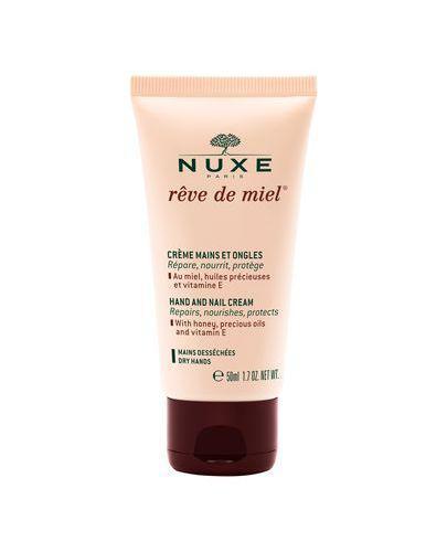 NUXE REVE DE MIEL Krem do rąk i paznokci - 50 ml