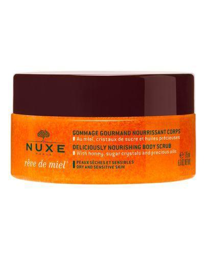 NUXE REVE DE MIEL Odżywczy peeling do ciała - 175 ml