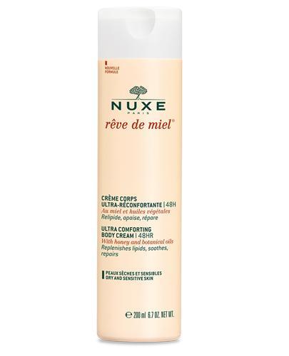 NUXE REVE DE MIEL Ultrakomfortowy balsam do ciała - 200 ml - cena, właściwości, opinie  - Drogeria Melissa