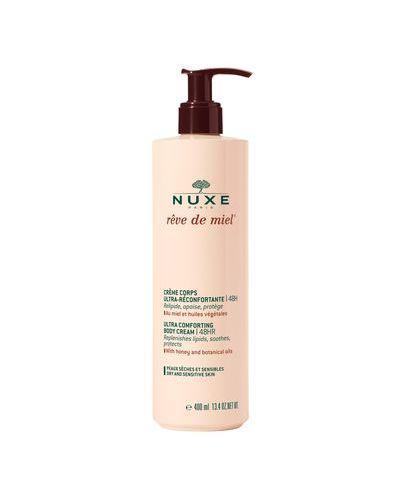 NUXE REVE DE MIEL Ultrakomfortowy balsam do ciała - 400 ml