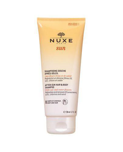 NUXE SUN Pielęgnacyjny żel pod prysznic i szampon 2w1 - 200 ml - Apteka internetowa Melissa