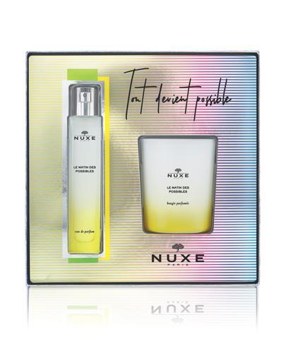 NUXE Zestaw Perfum Nuxe Matin Possible 2019 - 50 ml - cena, opinie, właściwości