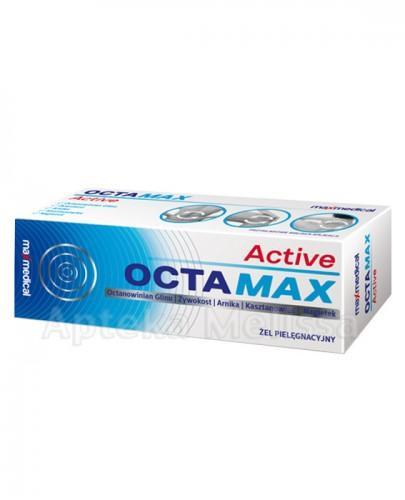 OCTAMAX ACTIVE Żel - 100 ml - Apteka internetowa Melissa