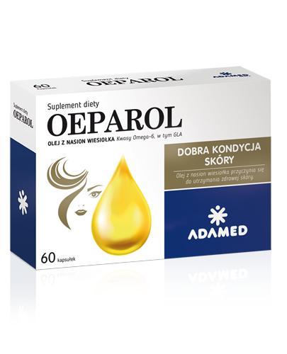 OEPAROL - 60 kaps. - cena, opinie, wskazania  - Apteka internetowa Melissa