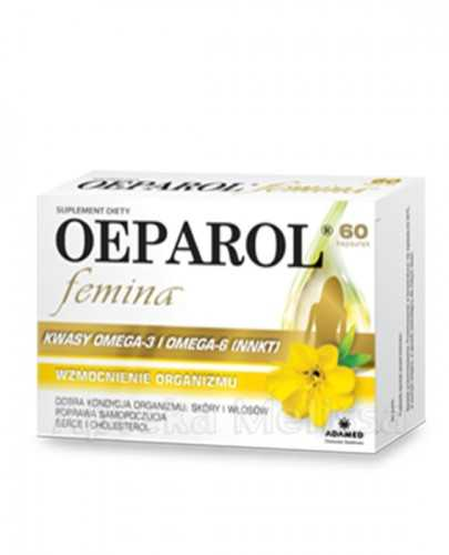 OEPAROL FEMINA - 60 kaps