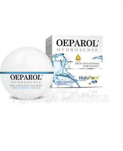 OEPAROL HYDROSENSE Krem intensywnie nawilżający - 50 ml + Próbki 10 ml GRATIS!!! - Apteka internetowa Melissa